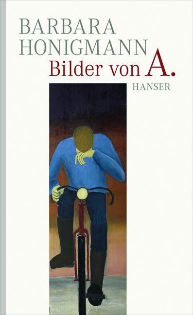 Barbara Honigmann cover Bilder von A.