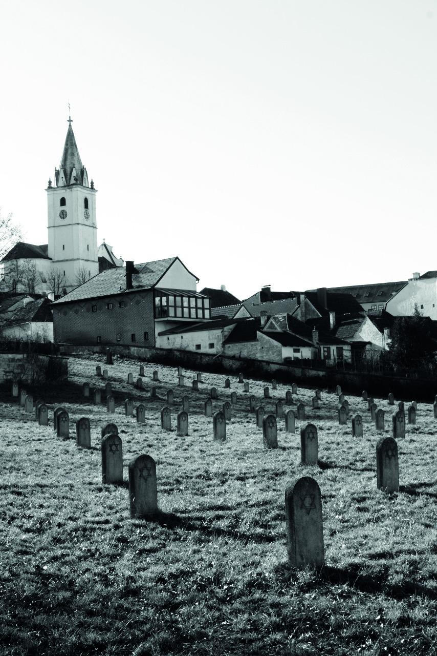 Jüdischer Friedhof in Mattersburg