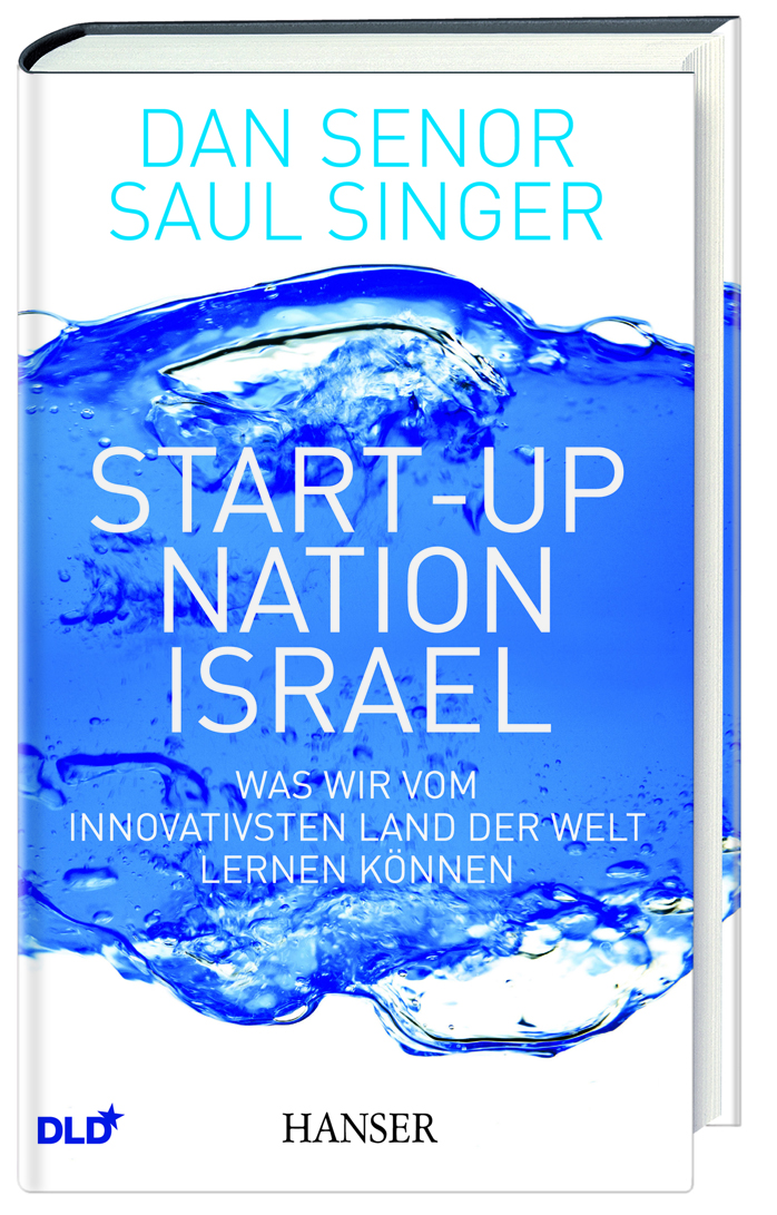 Buchcover Senor/Singer Start-Up Nation Israel