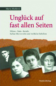 Buchcover Marta Marková Unglück auf fast allen Seiten