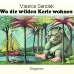 Maurice Sendak Buchcover Wo die wilden Kerle wohnen