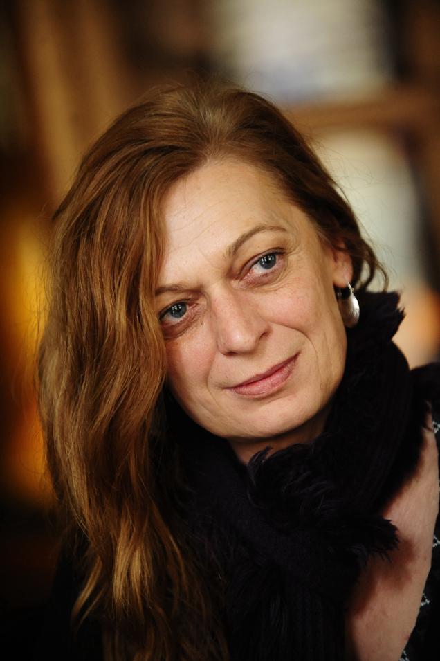 Éva Judit Kovács/ © Moricz Simon