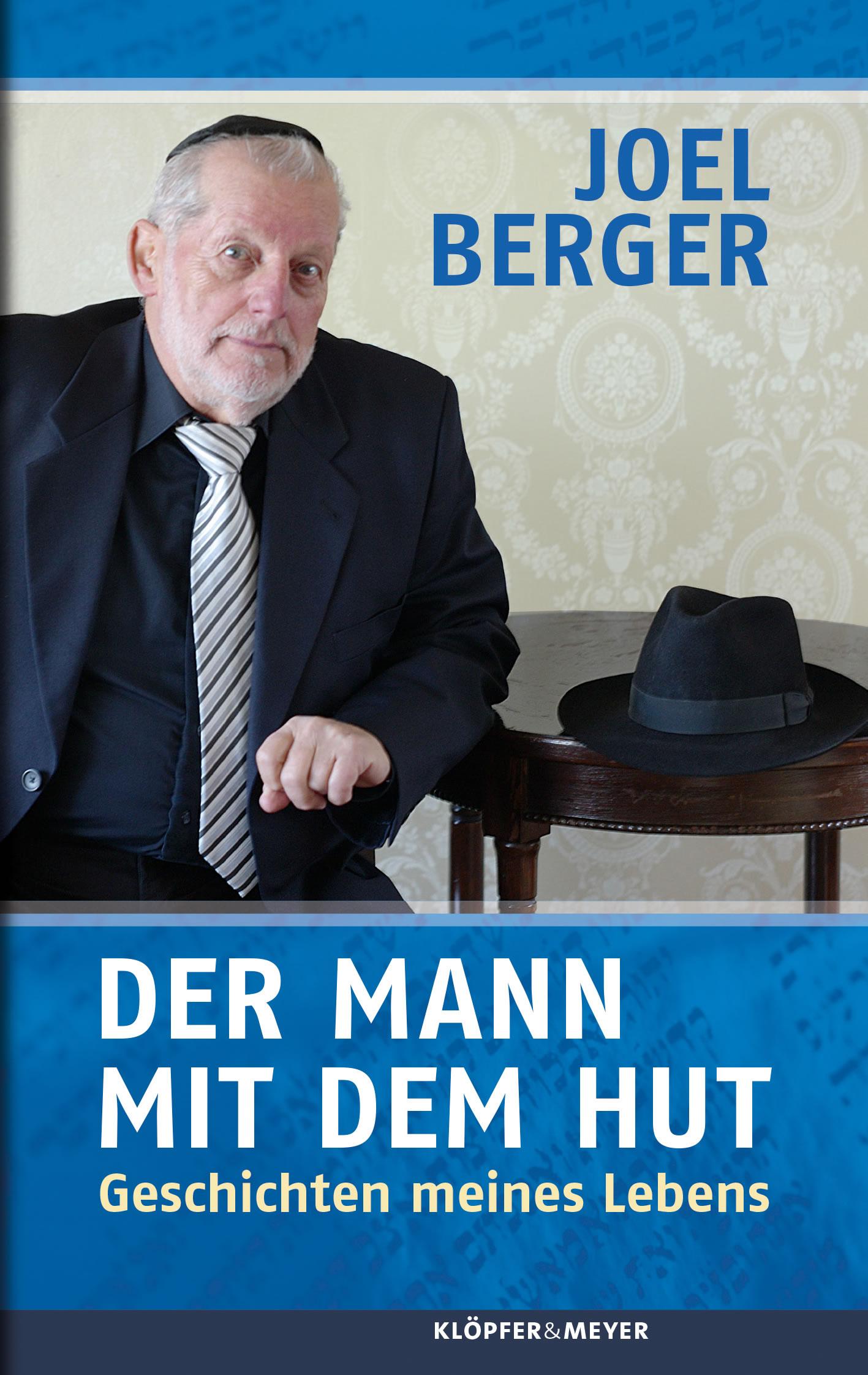 Joel Berger/ © Klöpfer & Meyer Verlag