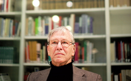 Amos Oz/ © picturedesk.com, Rolf Vennenbernd