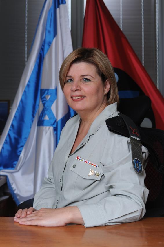 Aluf Orna Barbivai: weiblicher General mit Agenden zwischen Frauenförderung und der Entwicklung neuer Normen für den Armeedienst.