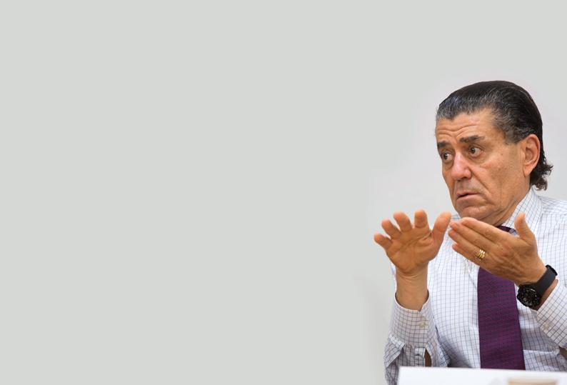 Visionärer Medienunternehmer. Entgegen anfänglicher Unkenrufe hat Chaim Saban die ProSieben-Sat. 1 Media AG wieder auf Vordermann gebracht. /© HarvardCPL