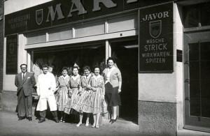 Vom Textil- zum Stahl-Handel. Aus dem traditionellen Großhandelsbetrieb wurde ein internationales Unternehmen./ © privat