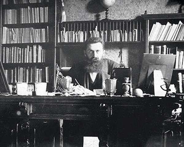 Theodor Herzl © Deutschlanddokumente.de