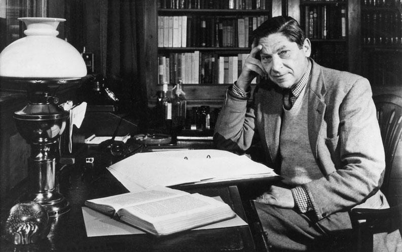 Zionismus – Kommunismus – Revisionismus. Arthur Koestler durchlief in seinem Leben und seinem Werk viele Ismen des letzten Jahrhunderts./ © picturedesk.com/ ullstein - Karoly Forgacs