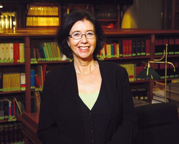 """Viel Kritik handelte sich Christine Muttonen (SPÖ) ein, als sie die besondere Kennzeichnung von """"Produkten aus den völkerrechtswidrigen israelischen Siedlungen"""" verlangte./ © Zach - Kiesling Roman/Picturedesk.com"""