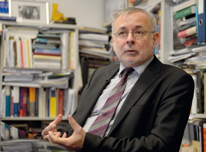 Oliver Rathkolb. Ein Historiker mit Bewusstsein für kommende Generationen./ © APA/Picturedesk/ Roland Schlager