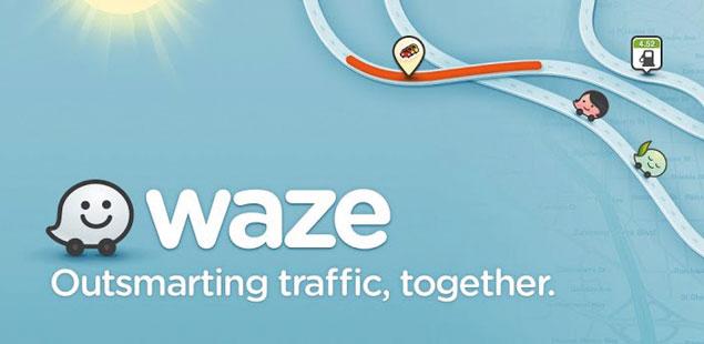 waze.com – die Intelligenz der Vielen. Gemeinsam die Tücken des Verkehrs meistern.