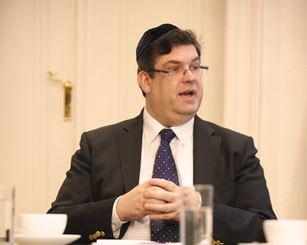 Präsident der Israelitischen Kultusgemeinde. Die Öffnung der Gemeinde ist ein permanenter Prozess./ © Katharina Roßboth / picturedesk.com