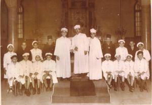 Die einstige Blüte jüdischen Lebens in Ägypten ist heute Vergangenheit. Jüdischer Chor aus Alexandrien./ © David Degner
