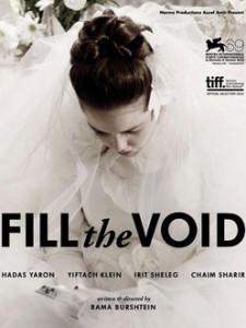 An ihrer Stelle  (Fill the Void, Sony  Pictures Classics 2012): seit 20. September in den österreichischen Kinos. sonyclassics.com/fillthevoid