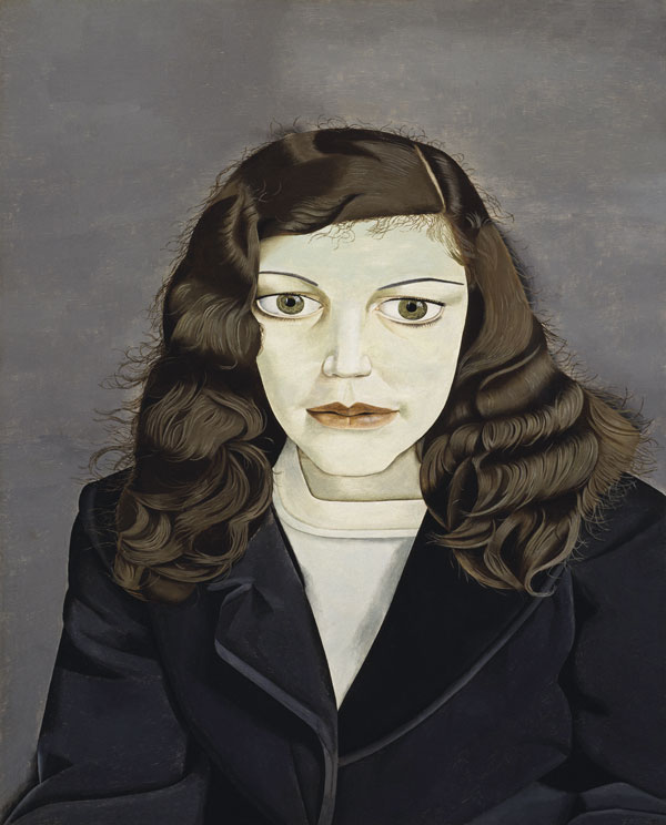 © The Lucian Freud Archive / The Bridgeman Art Library