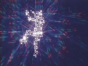 The Jump,1978,  16-mm-Farbstummfilm, 26 Sek., Courtesy Galerie Daniel Buchholz