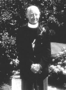 """Der Priester Hugh Grimes begann kurz nach dem """"Anschluss"""", Juden zu taufen. © Privatbesitz Christopher Wentworth-Stanley"""