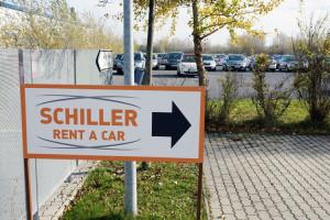 Jungunternehmer in Österreich. Erst seit Juni dieses Jahres ist Schillers Mietwagenfirma im österreichischen Handelsregister eingetragen.