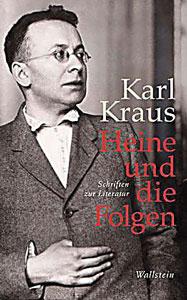 Heine und die Folgen. Schriften zur Literatur. Herausgegeben von Christian Wagenknecht. Wallstein Verlag, ab Mai 2014; 400 S.,  32,90 EUR