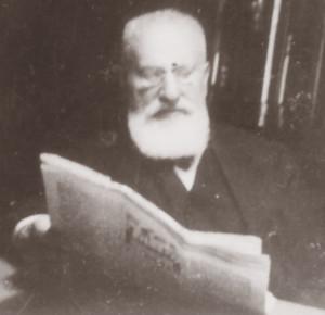 David Herzog (1869–1946), war Rabbiner  in Graz und emigrierte  nach Oxford.