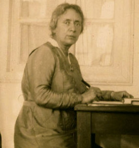 Henrietta Szold (1860-1945)