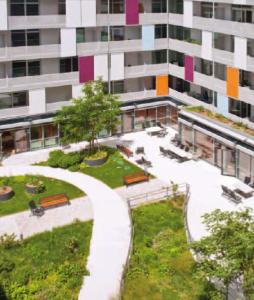 Persönliche Betreuung. Das Maimonides-Zentrum verfügt über 204 Pflegeplätze, darüber hinaus gibt es 55 Residenzen, die gemietet werden können.