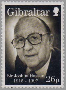 Joshua Hassan war der bedeutendste Politiker Gibraltars