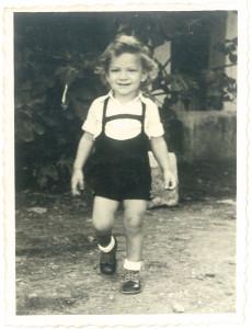 """""""Schöne, aber schwere Zeit"""" als Kind in Haifa"""