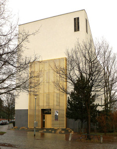 Ausgezeichnete Verwandlung. Die Architekten der Synagoge der liberalen jüdischen Gemeinde in Hannover erhielten für den Umbau den Niedersächsischen Staatspreis für Architektur.