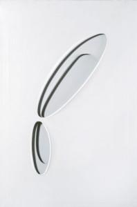 Paolo Scheggi. Zone riflessi des italienischen Künstlers (1940–1971) erzielte einen Rekordpreis von  € 573.300,-.