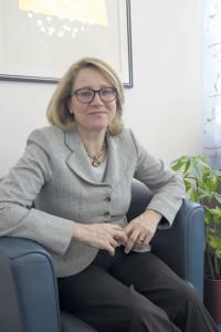 Erika Teoman-Brenner, österreichische Wirtschaftsdelegierte in Budapest