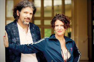 Christian Mair und Anna Maria Krassnigg widmen  sich ihrem neuen gemeinsamen Kulturabenteuer.