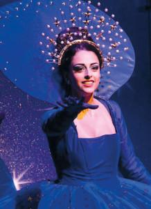 Hila Fahima als Königin der Nacht (Deutsche Oper Berlin)