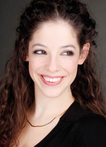 Gan-ya Ben- Gur Akselrod. Die Sopranistin gehört zum jungen  Ensemble des Theaters  an der Wien.