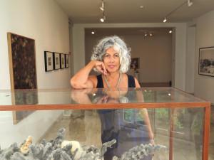 Nira Itzhaki ist Pionierin der israelischen Kunstszene und entwickelt gemeinsam mit Elstein ihre Visionen.